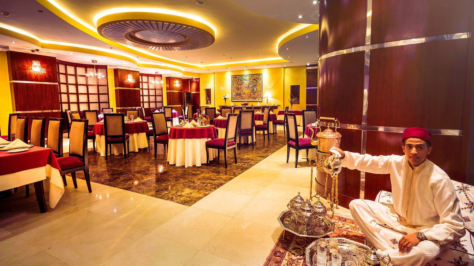Hotel affaires Casablanca - Business Hotel Casablanca - Hosting meeting Casablanca - Centre ville Casablanca